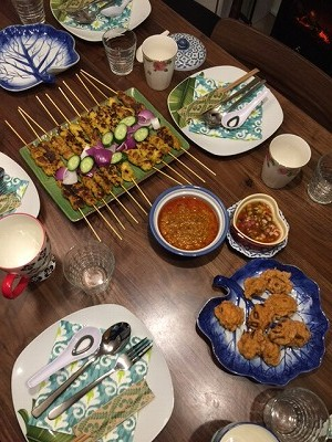 s-東南アジア料理パーティ