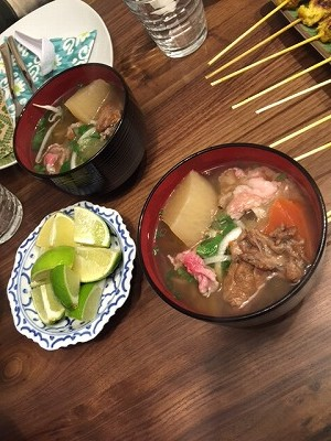s-東南アジア料理パーティフォー