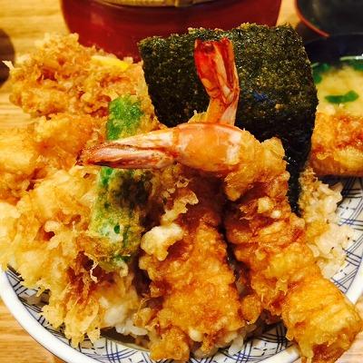 s-日本橋天丼